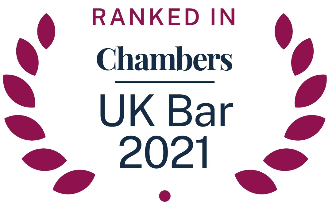Chambers UK Bar 2021: Leading Barrister