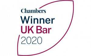 2020 Chambers UK bar winner