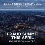 Essex Court Chambers Fraud Summit